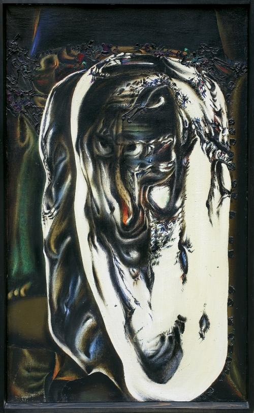 Tadeusz Brzozowski - CIURA, 1971 sprzedany w Agra-Art