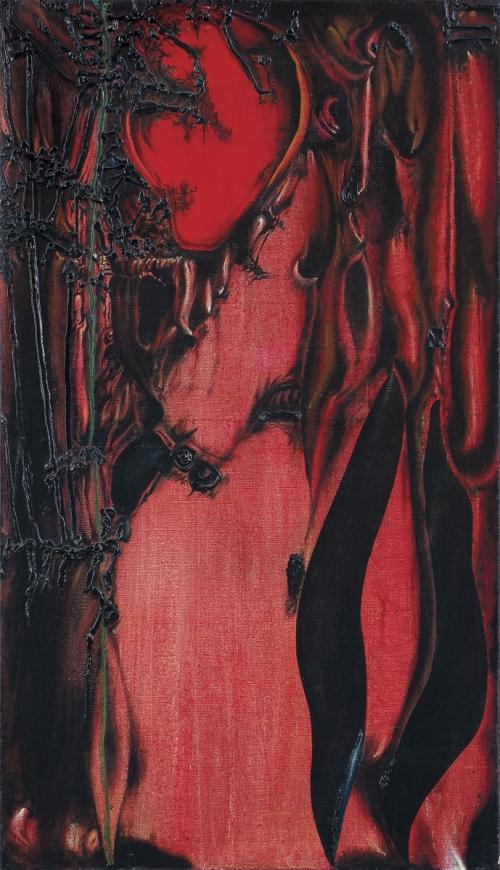 Tadeusz Brzozowski - KRETES, 1966 sprzedany w Agra-Art