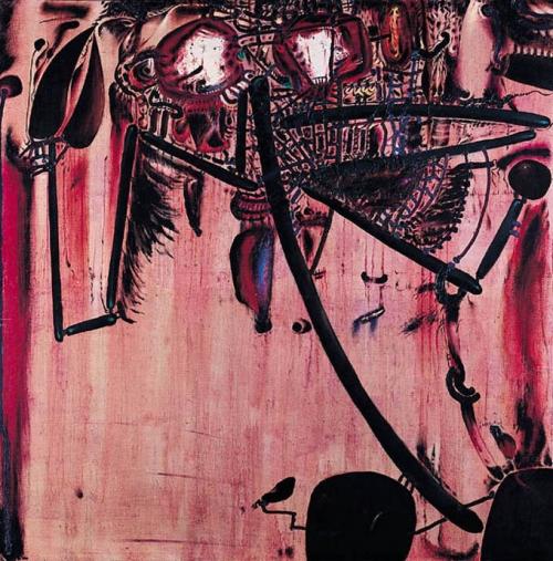 Tadeusz Brzozowski - PRECYZER, 1980 sprzedany w Agra-Art