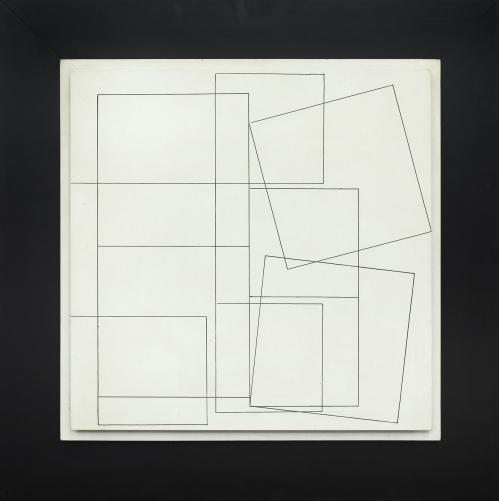 Henryk Stażewski - NR 1, 1976 sprzedany w Agra-Art